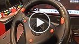 Classic Game Room - SEGA DREAMCAST RACE CONTROLLER...