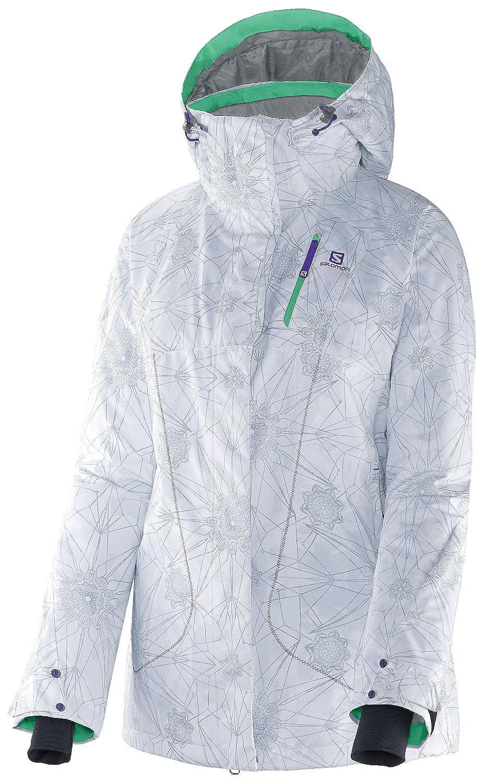 Damen Snowboard Jacke Salomon Zero Jacket