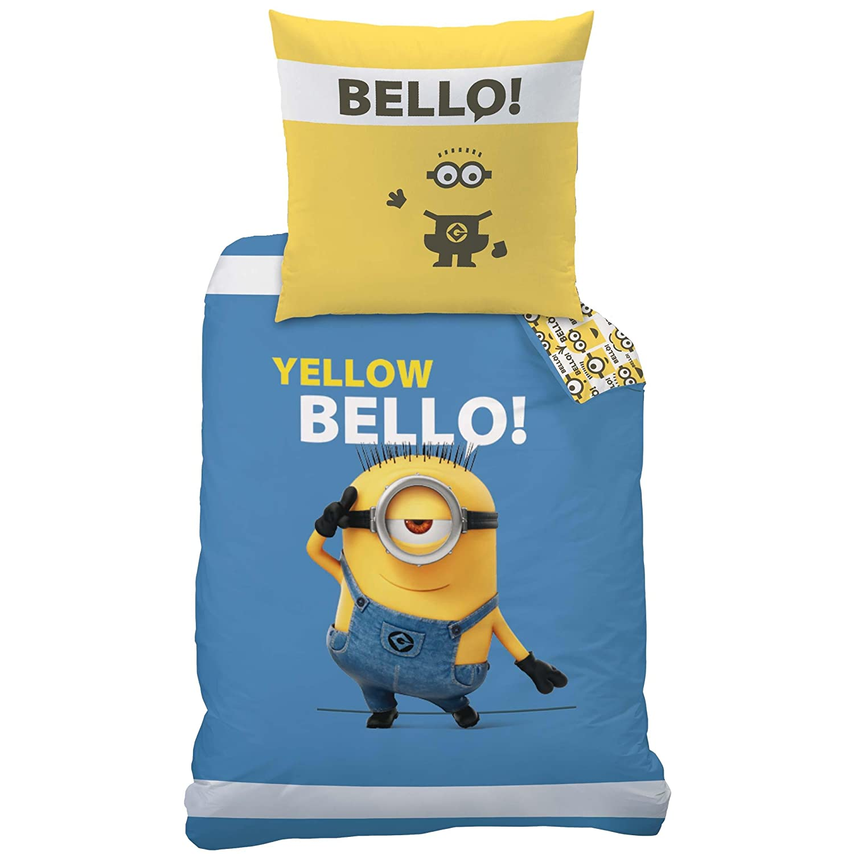 minions-bettwäsche-bello
