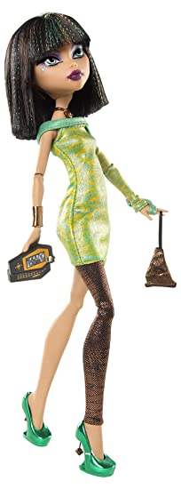 Dawn of The Dance Cleo De Nile Doll