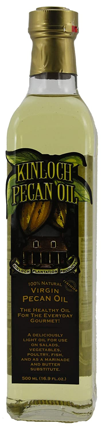 Kinloch Plantation Pecan Oil
