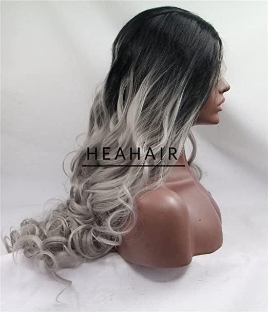 heahair synthetic lace front wigs