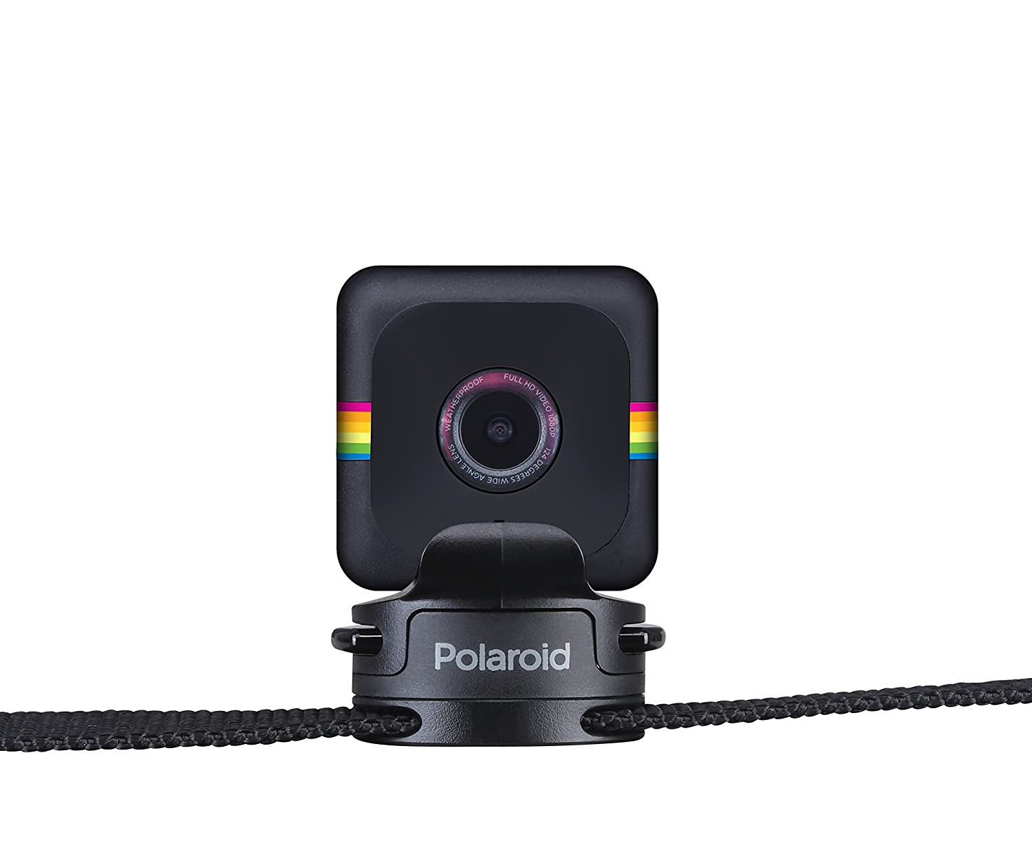 Polaroid POLC3ST Strap Mount for Cube Action Cameras