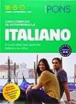 Curso Pons Italiano. 2 libros + 4 CD...