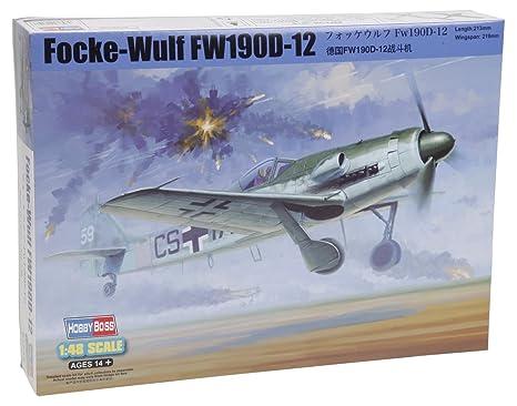 Hobbyboss 1:48 - Focke-Wulf FW190D-12