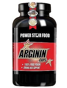 ARGININ CAPS, Dose 200 Kapseln à 830 mg, NO Aminosäure, in geprufter Pharmaqualität.
