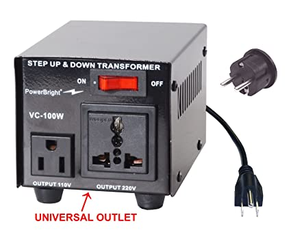110 Volts to 220 Volts Transformer 110 Volt 220 Volt