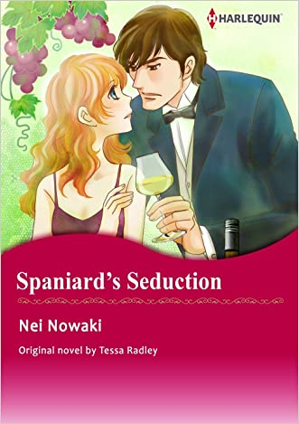 SPANIARD'S SEDUCTION (Harlequin comics)