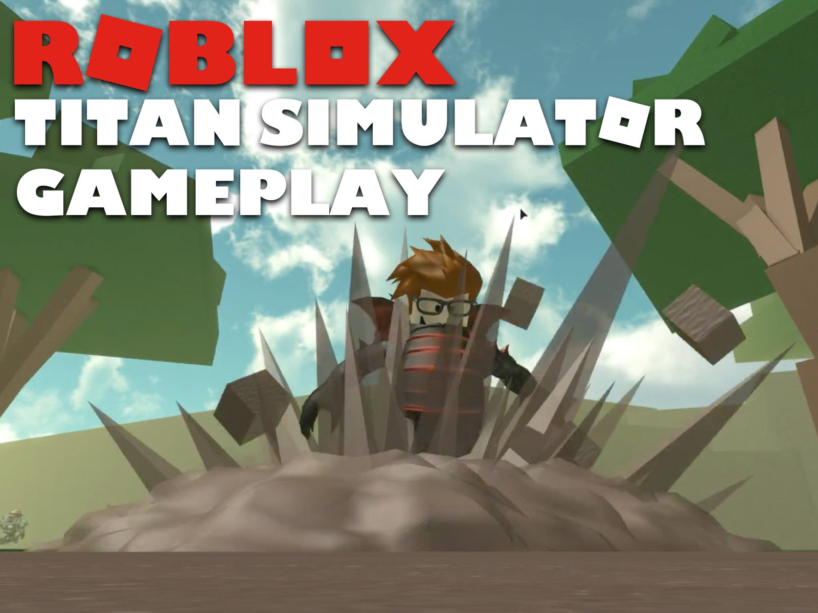 Clip: Roblox Titan Simulator Gameplay