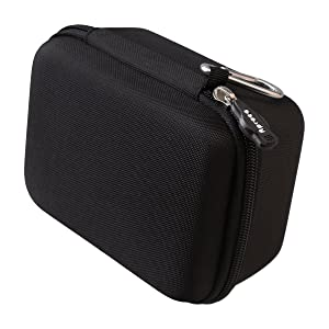 Aproca Hard Travel Storage Case for Logitech MX Master 2S Wireless Mouse (Bigger) (Color: bigger)