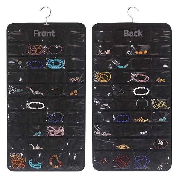 Color Random 2 Inch 6PCS Plastic Round Shape Fashion Scarf Clip Ring Scarf Slides for Neckerchief