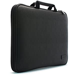 Burnoaa Laptop Handle Case Sleeve Memory FoamCustomer review and more news