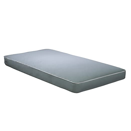 "Wolf Comfort Plus Smooth 6"" innerspring Mattress, filled with Wolf's cotton blend, Twin size,"