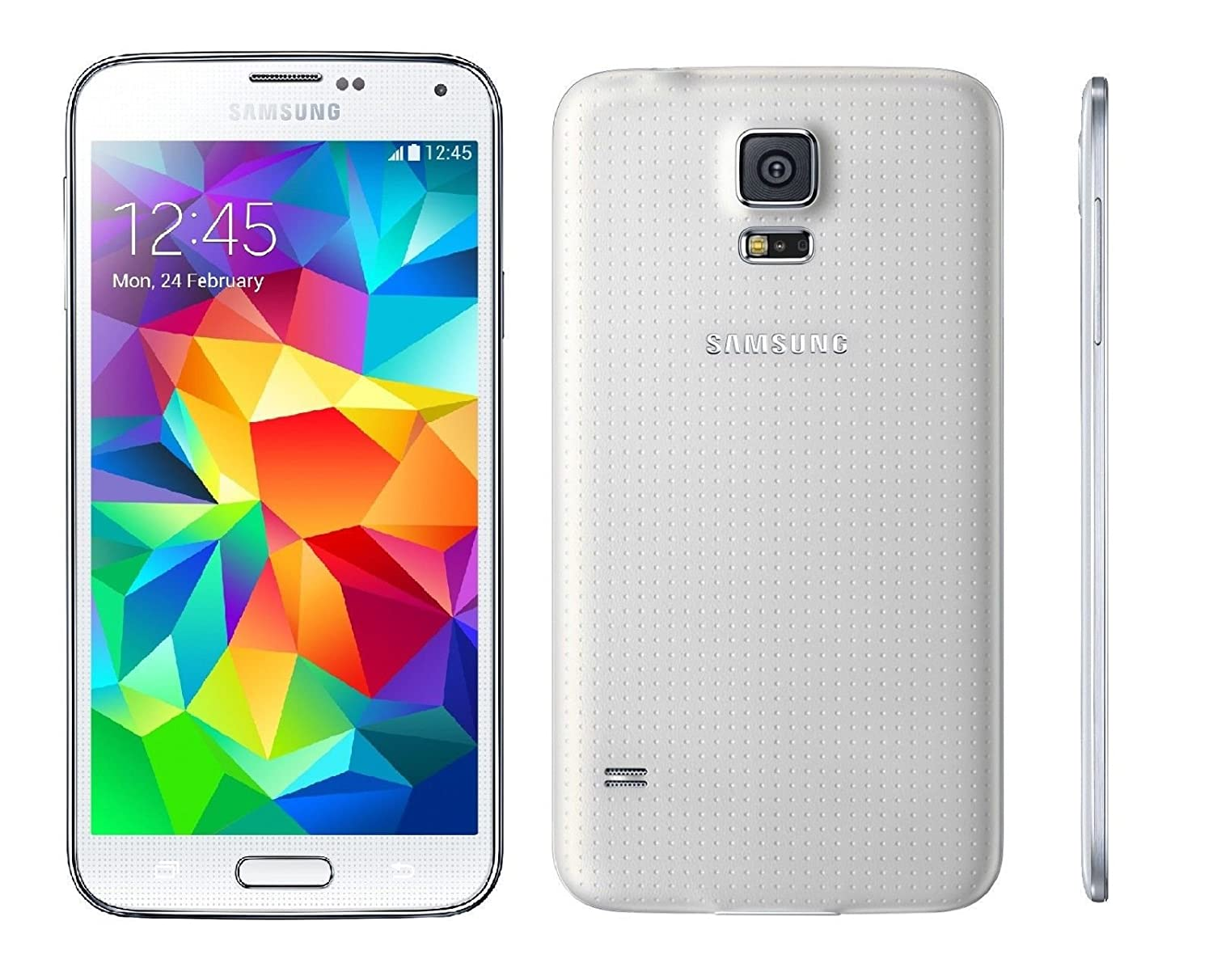 Samsung Galaxy S5 Mini G800H 3G 16GB Unlocked GSM International Version - White