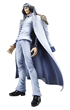 Megahouse - FIGMEG117 - Figurine - One Pièce - P.O.P Excellent Model Néo - DX Aokiji - Kuzan