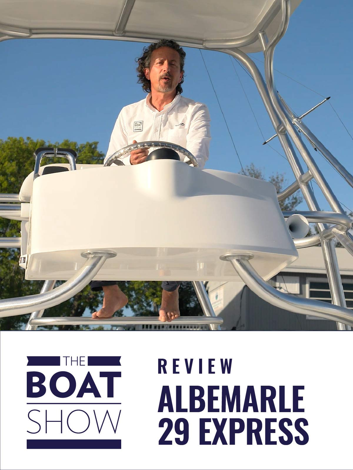 Albemarle 29 Express - The Boat Show on Amazon Prime Instant Video UK