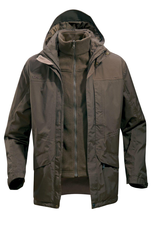 VAUDE Doppeljacke Herren Men's Black Cloud Jacket II, coffee online kaufen