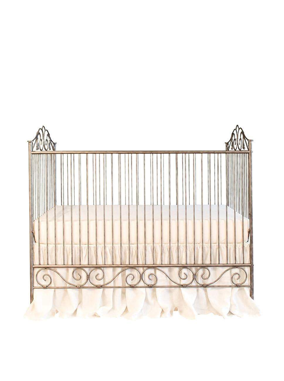 Bratt Decor casablanca crib pewter 1