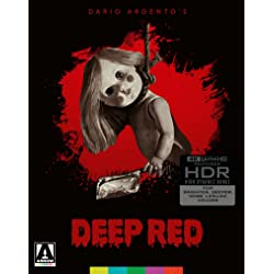 Deep Red [4K Ultra HD]