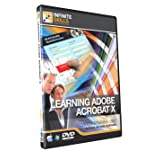 Learning Adobe Acrobat X Training DVD - Tutorial Video