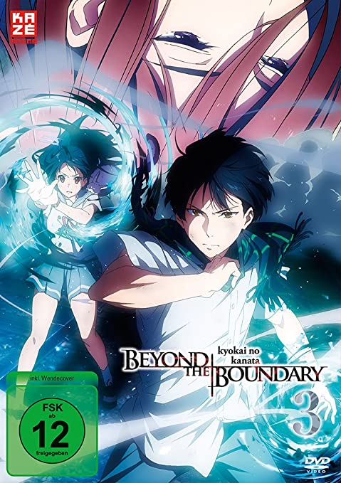 Beyond the Boundary - Kyokai no Kanata - Vol. 3