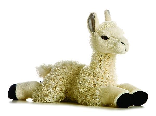 Aurora World Super Flopsie Llama Plush Animal, 27 . (Tamaño: 27 inch)