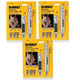 DEWALT DW2095 Magnetic Drive Guide, 3 PACK