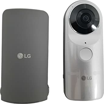 LG G5 Friends 360 Camera, Dual 13 MP Sensor/5.1 Channel Surround Sound, Micro SD CoMPatible. at amazon