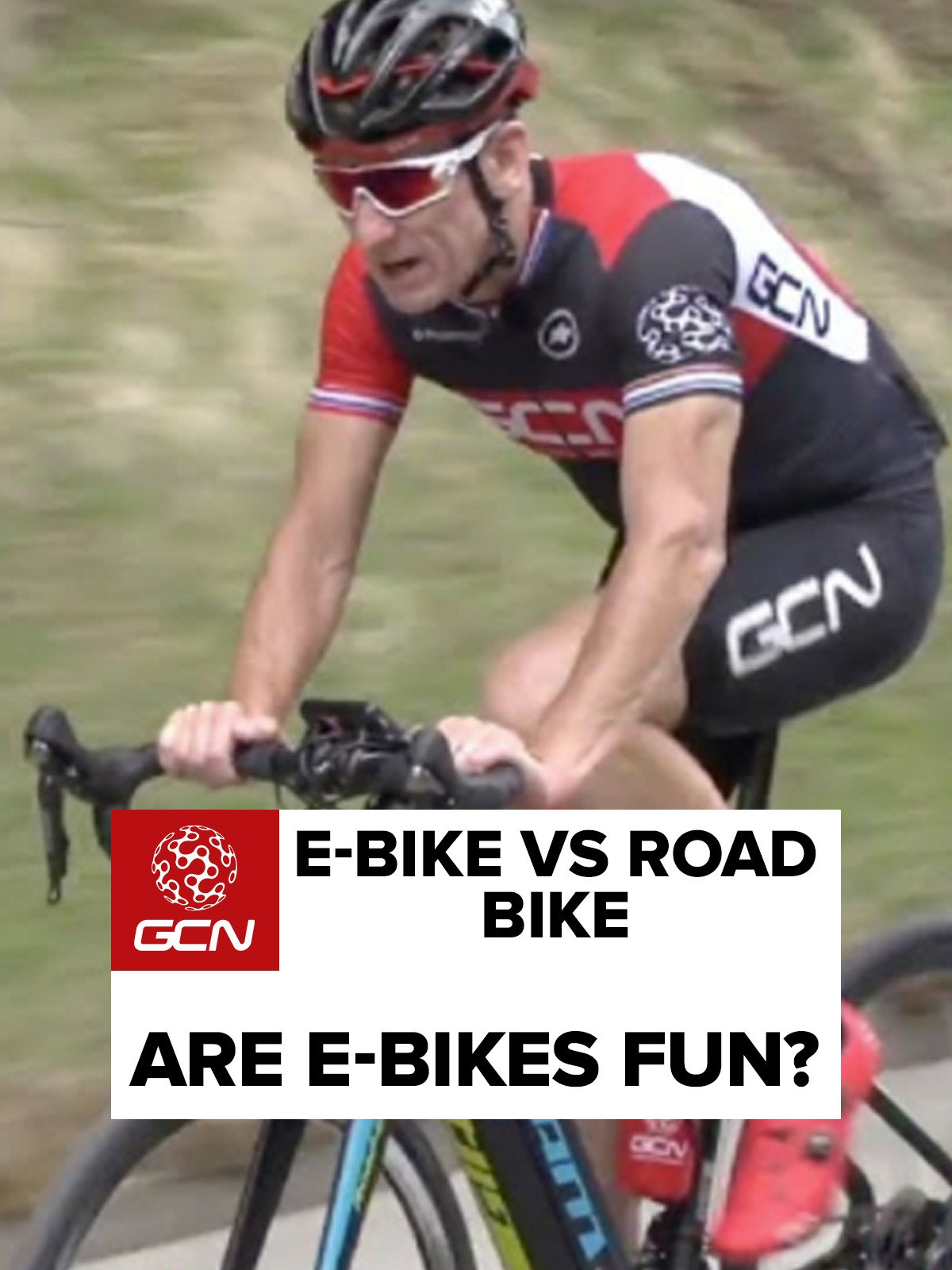 E-Bike Vs Road Bike