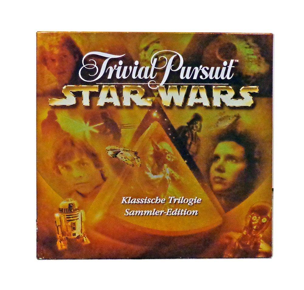 Hasbro 40825100 – Trivial Pursuit Star Wars Klassische Trilogie günstig als Geschenk kaufen