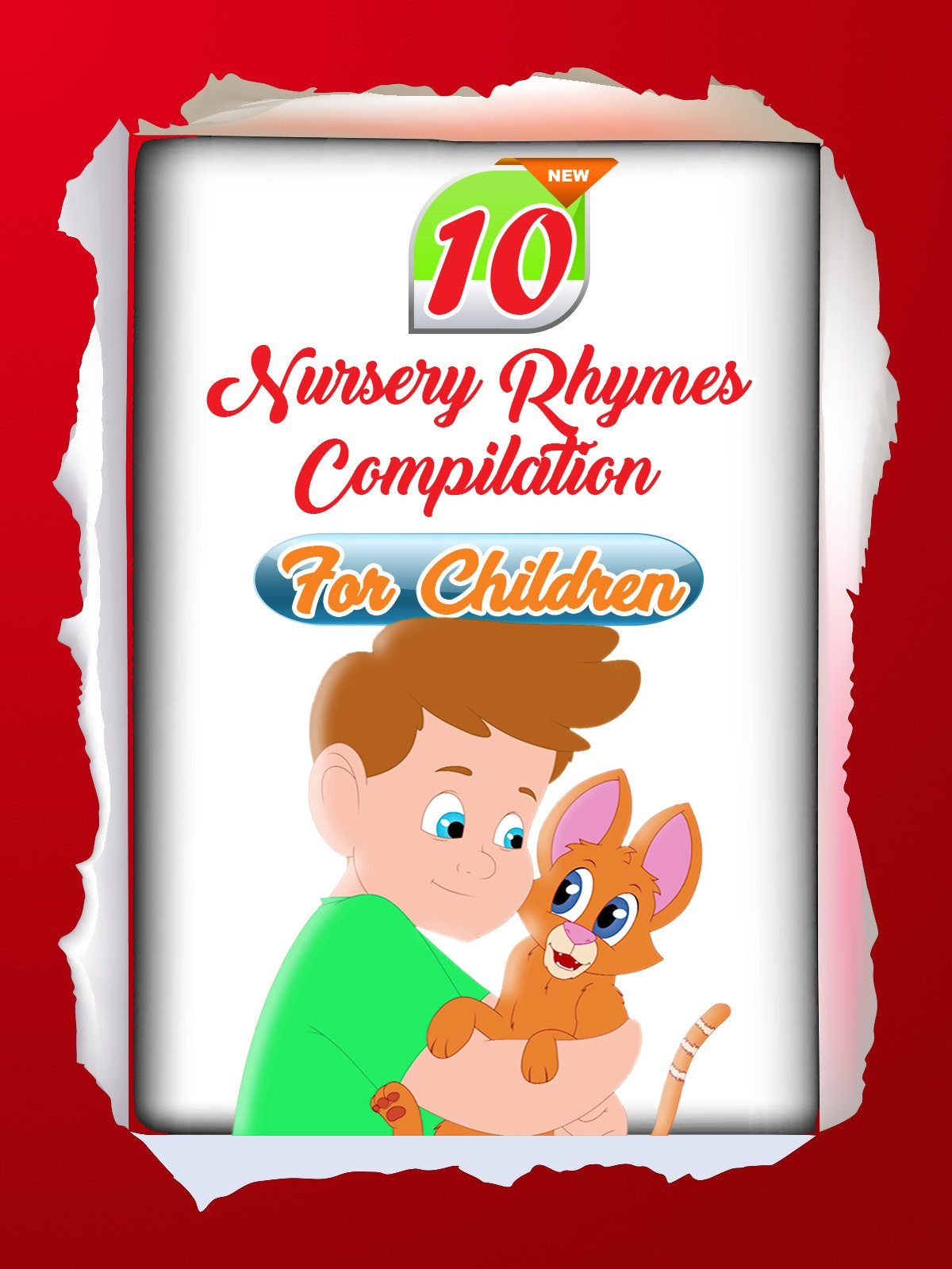 10 Nursery Rhymes Compilation for Children