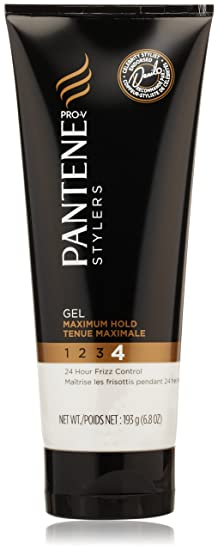 Pantene Pro-V Stylers Max Hold Gel 6.8 Oz