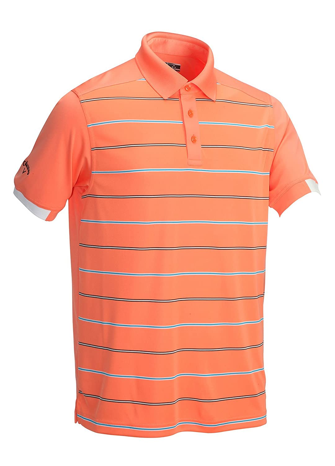 Callaway Erland Golf Polo Shirt черная моль
