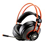 Cougar CGR-P40NB-300  Inmersa  Gaming Headset -  Microphone and Volume Control - Lightweight- Noise Cancelling Headphone - 3.5m Phone Plug For PC Gaming, PS4 (Tamaño: Pack of 1)