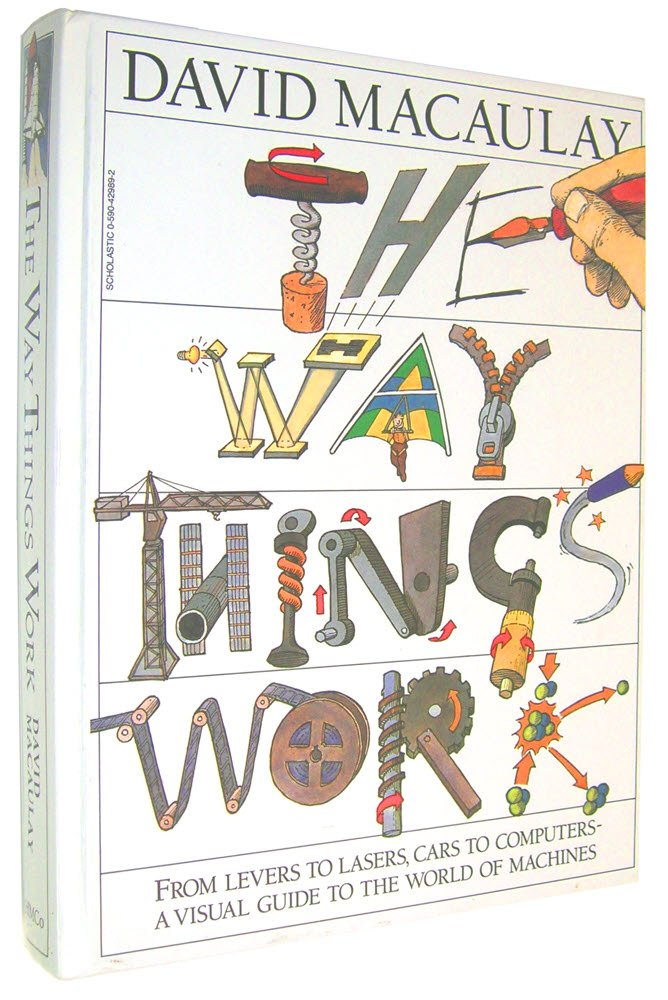 The Way Things Work, Macaulay, David