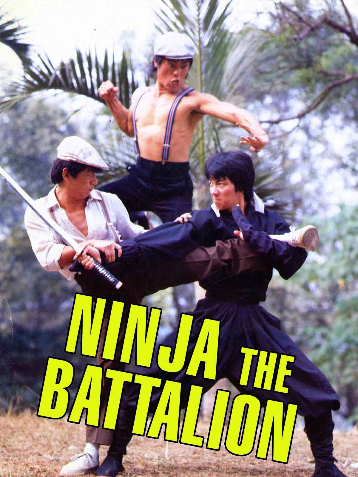 Ninja The Battalion on Amazon Prime Video UK
