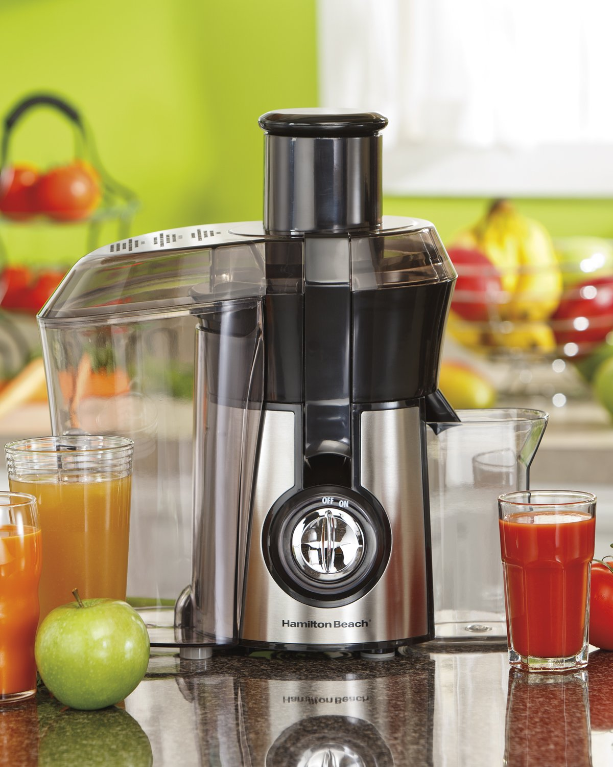 hamilton beach big mouth juice extractor manual