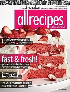 1-Yr Allrecipes Magazine Subscription
