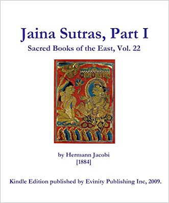 Jaina Sutras, Part I (SBE22) (Sacred Books of the East)