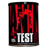 Animal Test Testosterone Booster Supplement For Men - Maximum Muscle Growth and Strength (Tamaño: 21)