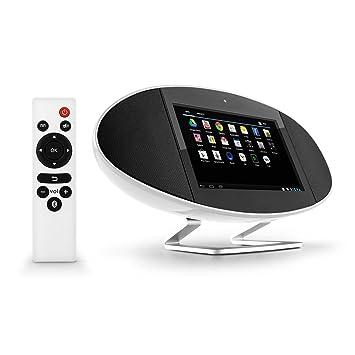 Wander USA Sound Pad Stéréo Lecteur Multimédia Android 5,1 Lollipop SoundPad Tablet PC WiFi Haut-Parleur Sans Fil Bluetooth Speaker-1024 X 600 Display 8 GB ROM