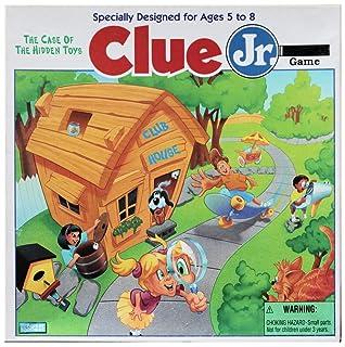Clue Jr Toys