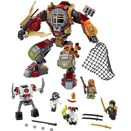LEGO - 70592 - NINJAGO - Jeu de Construction - Le robot de Ronin