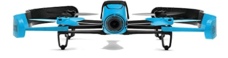 Parrot BeBop Drone Bleu pour Smartphone/Tablette