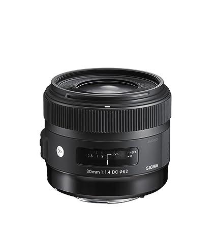 Sigma Art | 30mm F1.4 DC HSM Objectif Noir