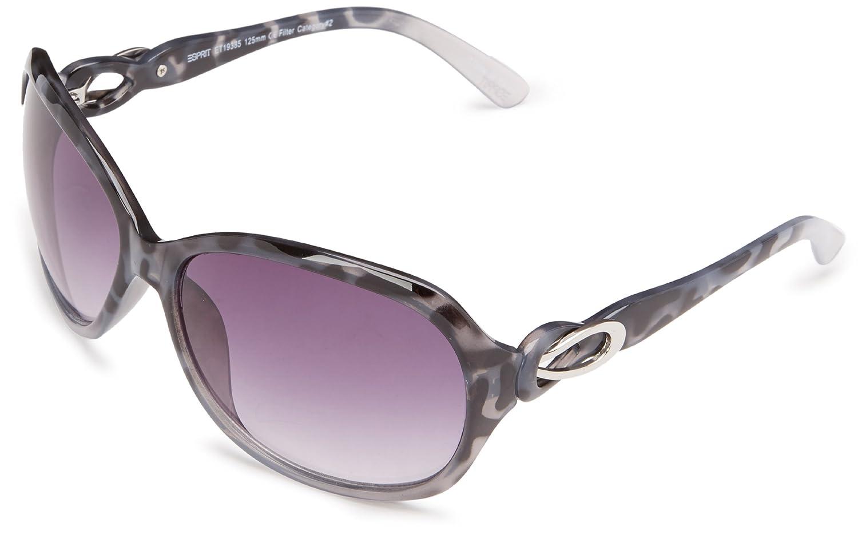 Gafas de Sol Esprit 19385-Lente purpura degrade marco negro ...
