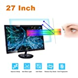 27 Inch Monitor Screen Protector -Blue Light Filter, FORITO Eye Protection Blue Light Blocking Computer Screen Protector for 27