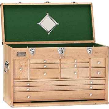 Drawer Wood Tool Chest