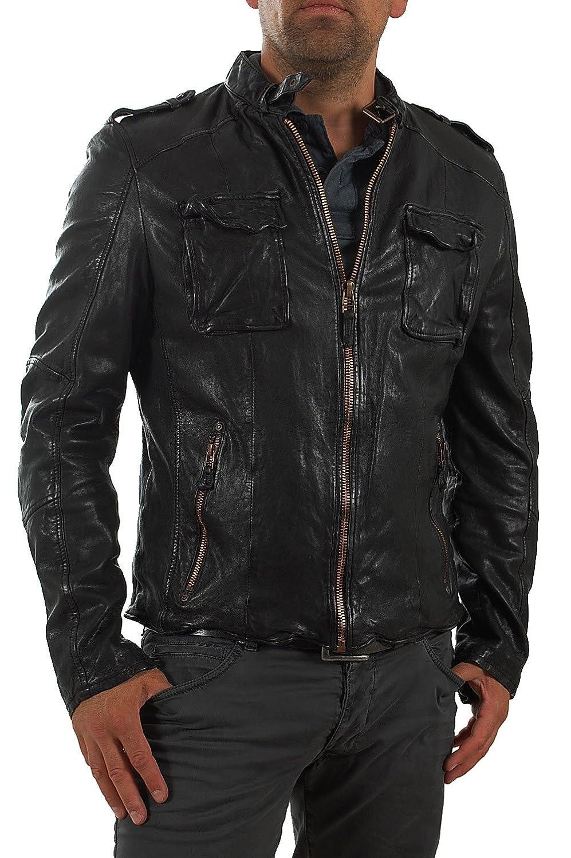 Gipsy by Mauritius Herren Lederjacke Jacke Halen SF LVW jetzt kaufen