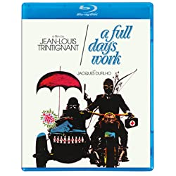 A Full Day's Work (aka Une Journée Bien Remplie) [Blu-ray]